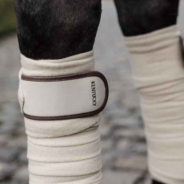 Kentucky Horsewear Polar Fleece bintes