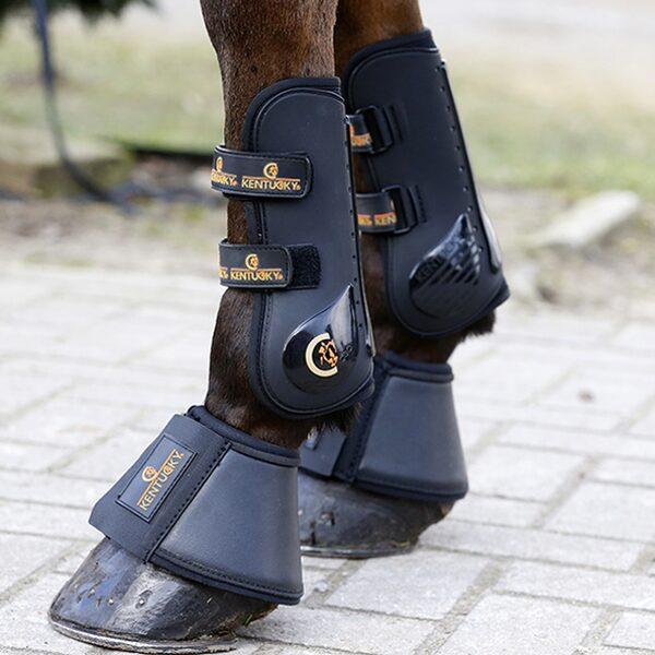 Kentucky Horsewear mākslīgās ādas zvani