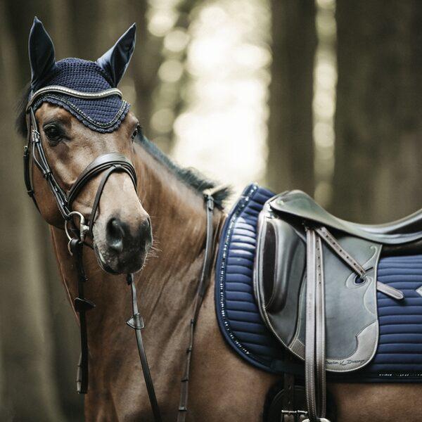 Kentucky Horsewear zirgausis Long Stone & Pearl
